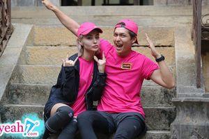 Mlee và Quốc Anh - Cặp đôi chị em đầy thú vị trong màu áo đội Hồng của 'Cuộc đua kỳ thú 2019'