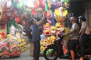 Thừa Thiên Huế: Phong phú thị trường Tết Trung thu
