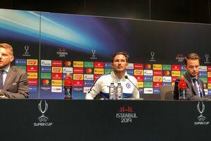 Frank Lampard: 'Chelsea đã chơi hay nhưng kém may trước Liverpool'