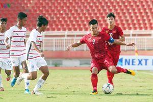 Thua U18 Campuchia, U18 Việt Nam đau đớn rời Giải U18 Đông Nam Á 2019