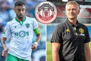 MU từ bỏ Bruno Fernandes vì không phù hợp với lối chơi của Solskjaer