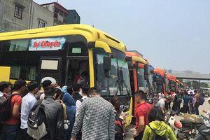Hà Nội tăng cường hơn 300 lượt xe khách phục vụ dịp nghỉ lễ Quốc khánh