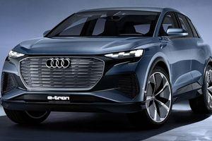 Khách hàng được lựa chọn thiết kế đèn pha, đèn hậu trên Audi Q4 E-Tron