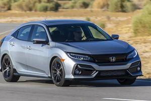 Bất chấp xu hướng, Honda trang bị số sàn cho Civic 2020 bản cao nhất
