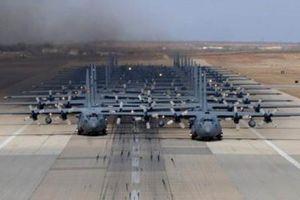 Lực lượng không quân mạnh nhất hành tinh