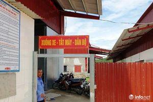 Nghệ An: Doanh nghiệp tự ý bịt đường, dân muốn đi phải trình... chứng minh nhân dân