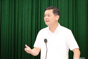 Chủ tịch UBND tỉnh làm Trưởng ban Chỉ đạo sắp xếp, sáp nhập đơn vị hành chính cấp xã
