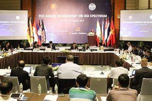 'Hiện thực hóa mục tiêu xây dựng ASEAN số, không thể thiếu 5G'