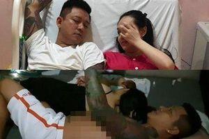 Quạt tay cho vợ con ngủ lúc mất điện, Tuấn Hưng được dân mạng phong 'ông chồng của năm'