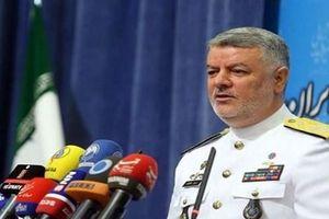 Iran kêu gọi các lực lượng nước ngoài rút khỏi vùng Vịnh