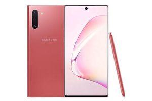 Bảng giá điện thoại Samsung tháng 8/2019: Giảm giá sốc, thêm 3 sản phẩm mới