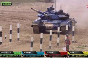 Vì sao tuyển xe tăng Việt Nam bắn pháo kém hiệu quả trong trận chung kết?