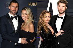 Hóa ra 2 cặp vợ chồng Miley Cyrus và bạn gái tin đồn từng đi hẹn hò đôi, kịch bản điên rồ nhất cho 1 vụ 'cắm sừng'?