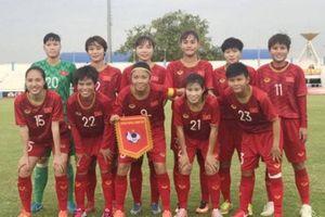 Tuyển nữ Việt Nam thắng Campuchia với tỉ số khó tin