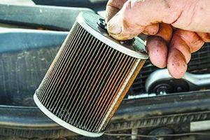 Lọc xăng ô tô khi nào cần thay thế?