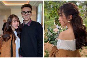 Con gái Minh Nhựa và bạn trai lên Đà Lạt chụp ảnh cưới, dân mạng 'lót dép' hóng một đám cưới hoành tráng