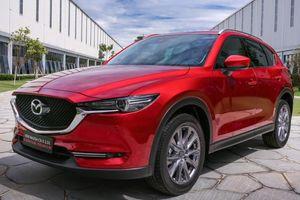 Giá xe Mazda tháng 8/2019 mới nhất: Mazda CX-5 ưu đãi 100 triệu đồng