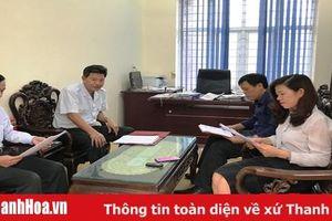 Huyện Triệu Sơn tăng cường công tác tiếp công dân, giải quyết đơn, thư khiếu nại, tố cáo