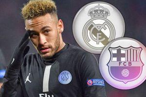 Real và Barca có thể dừng mua Neymar bởi cảnh báo từ bác sĩ