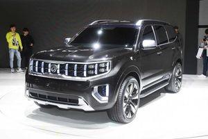 KIA hé lộ những hình ảnh đầu tiên của mẫu SUV Mohave