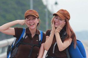 Những bí mật bây giờ mới kể của đội Nâu Trang Pháp - Băng Di tại 'Cuộc đua kỳ thú 2015'