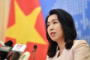 Việt Nam phản đối tàu khảo sát Trung Quốc tái xâm phạm vùng đặc quyền kinh tế và thềm lục địa
