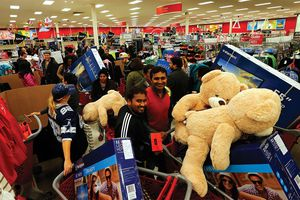 Mối lo ngày lễ mua sắm Black Friday sớm kết thúc
