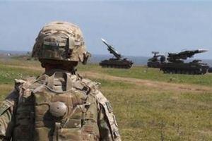 Mỹ nói thẳng mục đích dùng vũ khí Nga tập trận