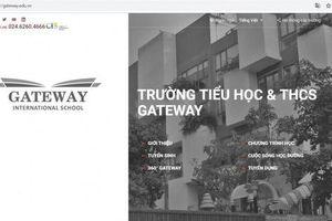 Trường Gateway và nhiều cơ sở giáo dục âm thầm xóa mác 'quốc tế'