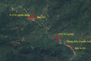 Tìm ra 'thủ phạm' thổi bay bản Sa Ná ở Thanh Hóa