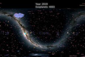 Phát hiện hơn 4.000 ngoại hành tinh