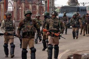 Ấn Độ bắt đầu nới lỏng lệnh giới nghiêm tại Kashmir