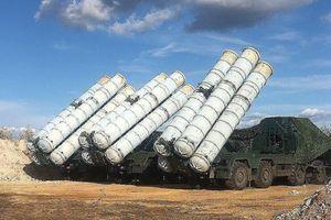 Chuyên gia nói về sức mạnh 'chết người' của 'rồng lửa' S-400 của Nga
