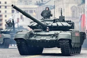 T-72B3 - mẫu xe tăng đội Việt Nam sử dụng thi đấu trên đất Nga