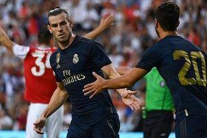'Bom tấn' Hazard chấn thương nặng, HLV Zidane cầu cạnh Bale