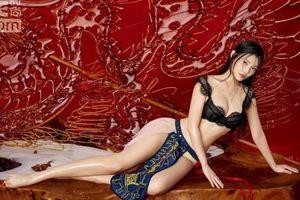 'Tiểu Long Nữ' mới bị phản ứng vì scandal khoe thân, bán dâm