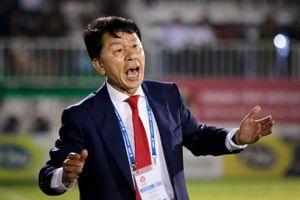 Đánh bại Than Quảng Ninh, thầy trò HLV Chung Hae-seong tiếp tục đeo bám Hà Nội FC