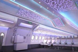 Nội thất siêu hiện đại sắp được trang bị cho các máy bay của Airbus