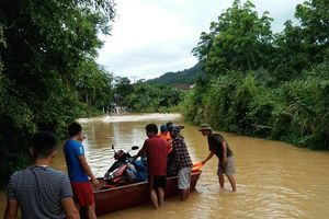 Như Xuân (Thanh Hóa): Báo động 'đỏ' từ hệ thống cầu tràn trong mùa mưa lũ