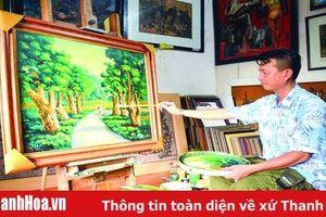 Họa sĩ Lê Hải Anh: Giá trị đích thực của nghệ thuật phải xuất phát từ trong đời sống