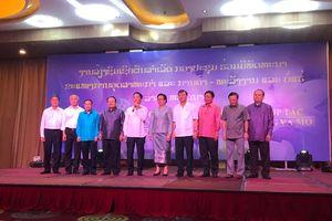 Việt-Lào tăng cường hợp tác lĩnh vực công thương, năng lượng và mỏ