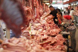Giá thịt lợn Trung Quốc tăng cao do dịch tả lợn châu Phi