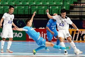 Ngược dòng ấn tượng, Thái Sơn Nam giành hạng ba châu lục