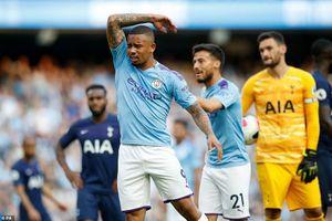 VAR từ chối bàn thắng ở phút 90+2, Man City hòa cay đắng Tottenham