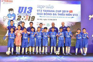Yamaha Việt Nam đưa giải bóng đá thiếu niên U13 Yamaha Cup trở lại sau 2 năm vắng bóng