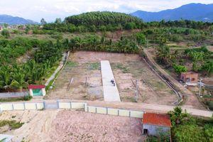 Rao bán đất tràn lan tại các dự án 'ảo' ở Khánh Hòa