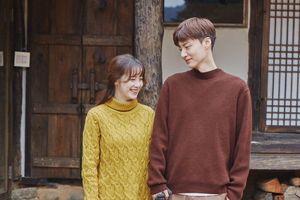 Goo Hye Sun - Ahn Jae Hyun tình tứ trên sóng truyền hình