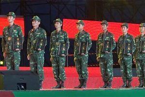 Tướng Trung Quốc bất ngờ với trình độ của bộ đội Hóa học Việt Nam