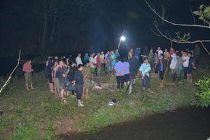 Yên Bái: Phát hiện thi thể nạn nhân tự tử trên sông Hồng