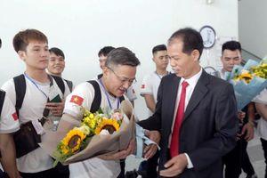 Đoàn Việt Nam lên đường tham dự Kỳ thi tay nghề thế giới